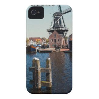 Haarlem - Adriaan Windmill iPhone 4 Case-Mate Case