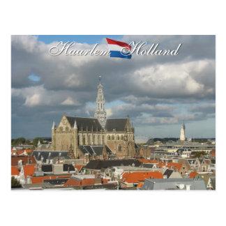 Haarlem Holland Postcard