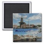 Haarlem Square Magnet
