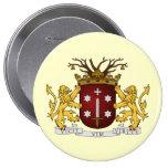 Haarlem wapen, Netherlands Pinback Button