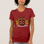 Haarlem wapen, Netherlands Tee Shirts