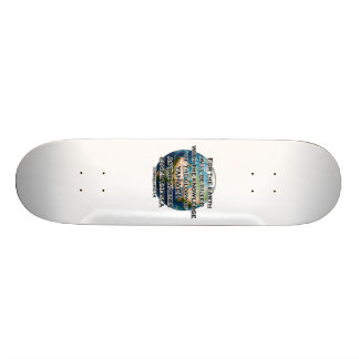 Habakkuk 2:14 Skateboard