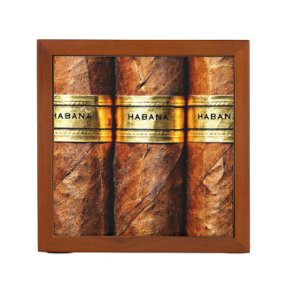 Habana Cigar Cuban Desk Organizer Desk Organisers