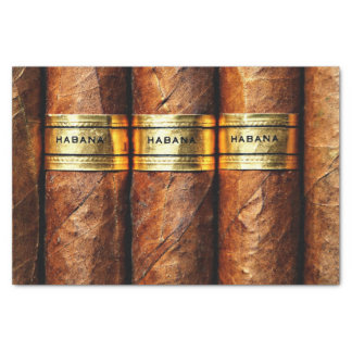 Habana Cuban Cigars Club Smoke Luxury Tissue Paper