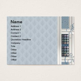 Haberdashery Business Card