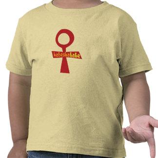 Habesha Babe girl s Shirt