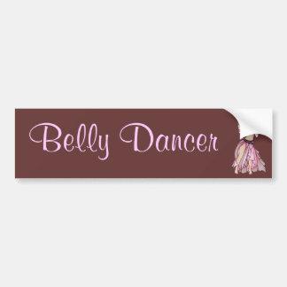 Habibi Bellydance Sticker Bumper Sticker