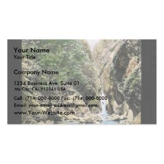 Habitat of California condor Pack Of Standard Business Cards