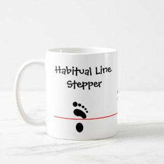 Habitual Line Stepper Mug