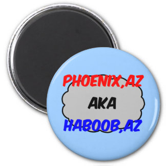 haboob 6 cm round magnet