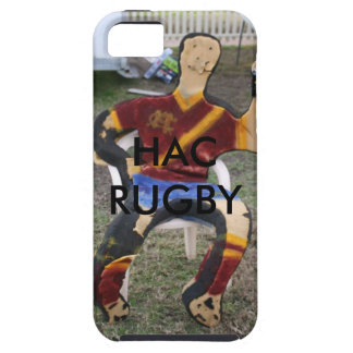 HAC MAN Phone Cover iPhone 5 Cases