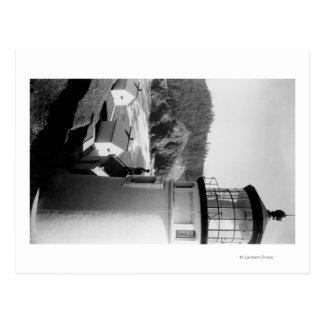 Hacenta Head Lighthouse PhotographCoast Postcard