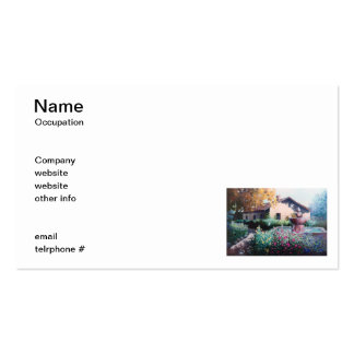 Hacienda Business Cards