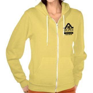 Hacienda Tree Sunshine Zip Sweatshirt