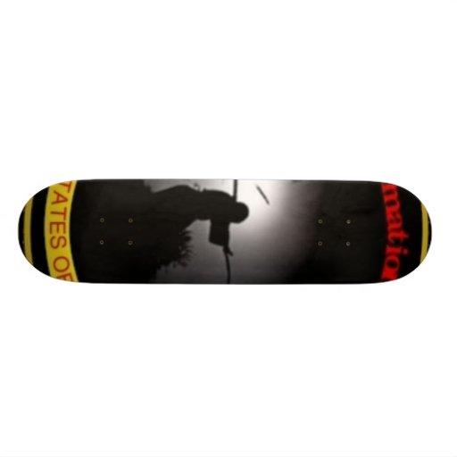 Hack IT Board Custom Skateboard