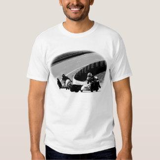 Hack racin' tee shirt