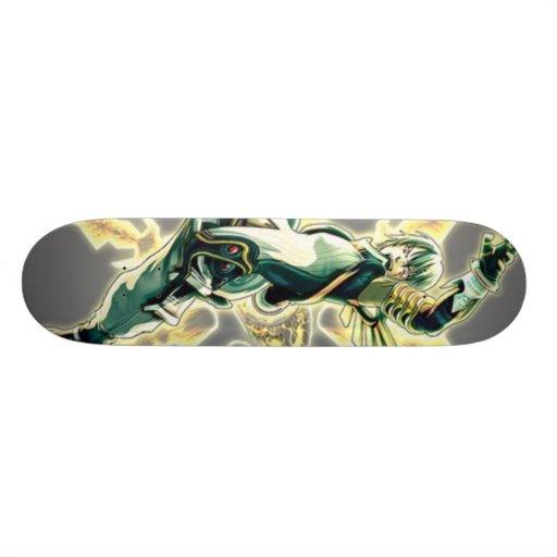 Hack Skateboard Deck