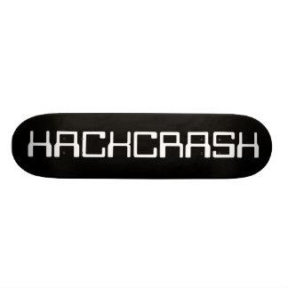 hackcrash skate board decks