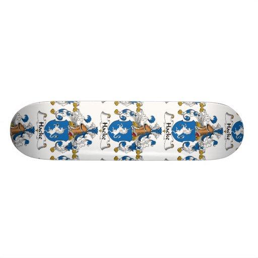Hacke Family Crest Skateboards
