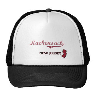 Hackensack New Jersey City Classic Trucker Hat