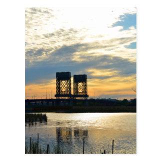Hackensack River Gateway Postcard