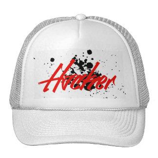Hacker Trucker Hat