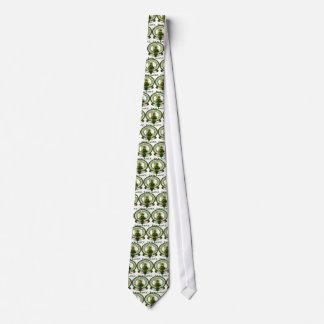 Hackett Clan Motto Tie