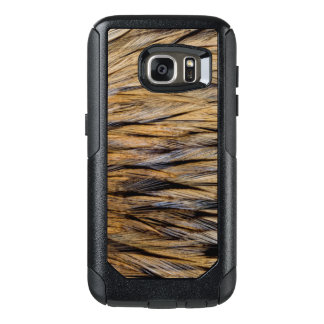 Hackle Feather Abstract OtterBox Samsung Galaxy S7 Case
