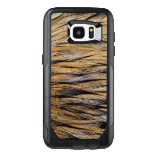 Hackle Feather Abstract OtterBox Samsung Galaxy S7 Edge Case