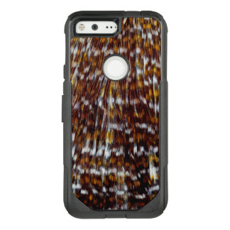 Hackle Feather Design OtterBox Commuter Google Pixel Case