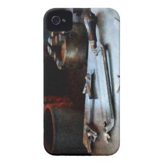 Hacksaw iPhone 4 Case-Mate Case