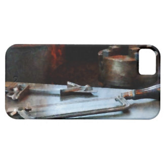 Hacksaw iPhone 5 Cases