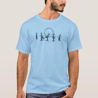 Hacky Sack - blue T-Shirt