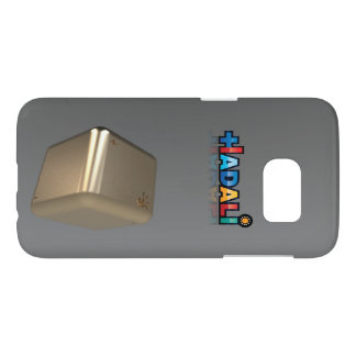 Hadali Toys - Golden Cube - Samsung S7 Case.