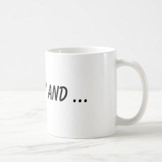 Hadaway and ... coffee mug