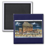 Haddon Hall, Atlantic City, New Jersey Fridge Magnets