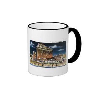 Haddon Hall Atlantic City New Jersey Mug