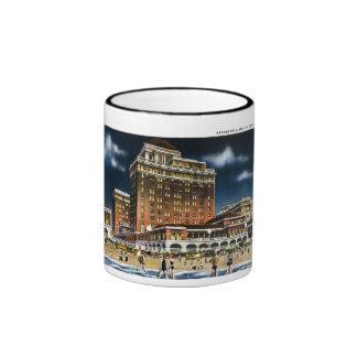Haddon Hall Atlantic City New Jersey Mugs