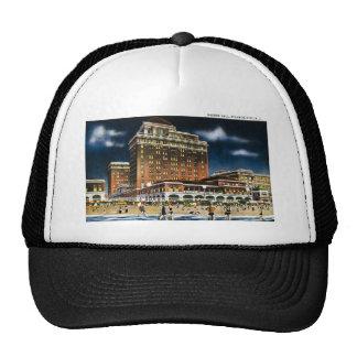 Haddon Hall Atlantic City New Jersey Trucker Hat