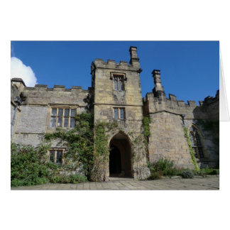Haddon Hall Card