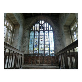 Haddon Hall Chapel Postcard