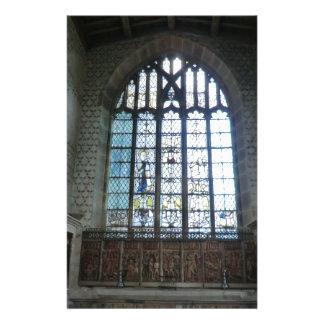 Haddon Hall Chapel Stationery Paper