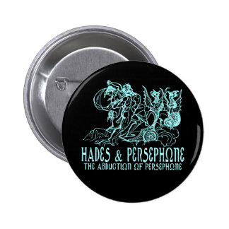 Hades and Persephone Pins