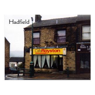 Hadfield - Royston Vasey Postcard