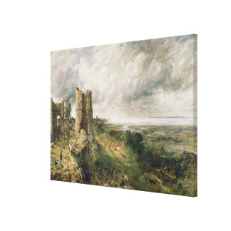 Hadleigh Castle, 1829 (oil on canvas) Canvas Print