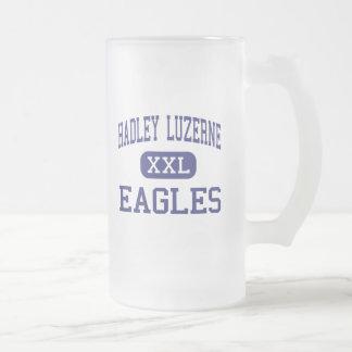 Hadley Luzerne - Eagles - High - Lake Luzerne Coffee Mugs