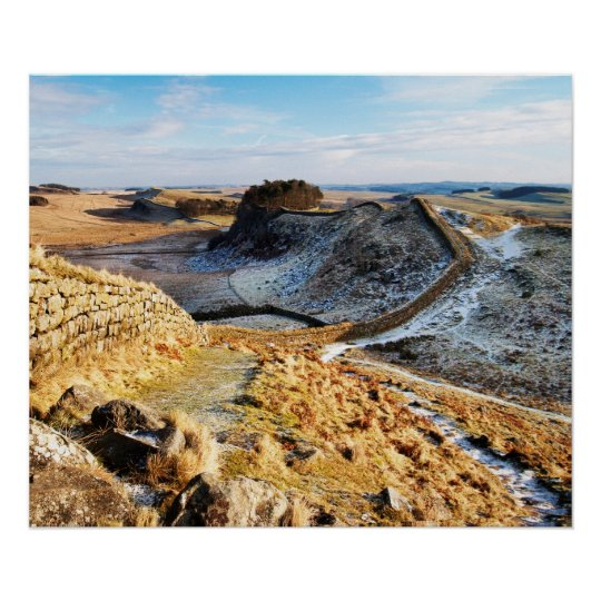 Hadrians Wall Poster/Print Poster