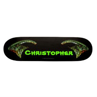 Hadrosaur Skateboard