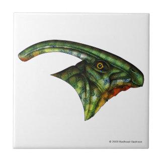 Hadrosaur Tile