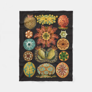 Haeckel Fleece Blanket